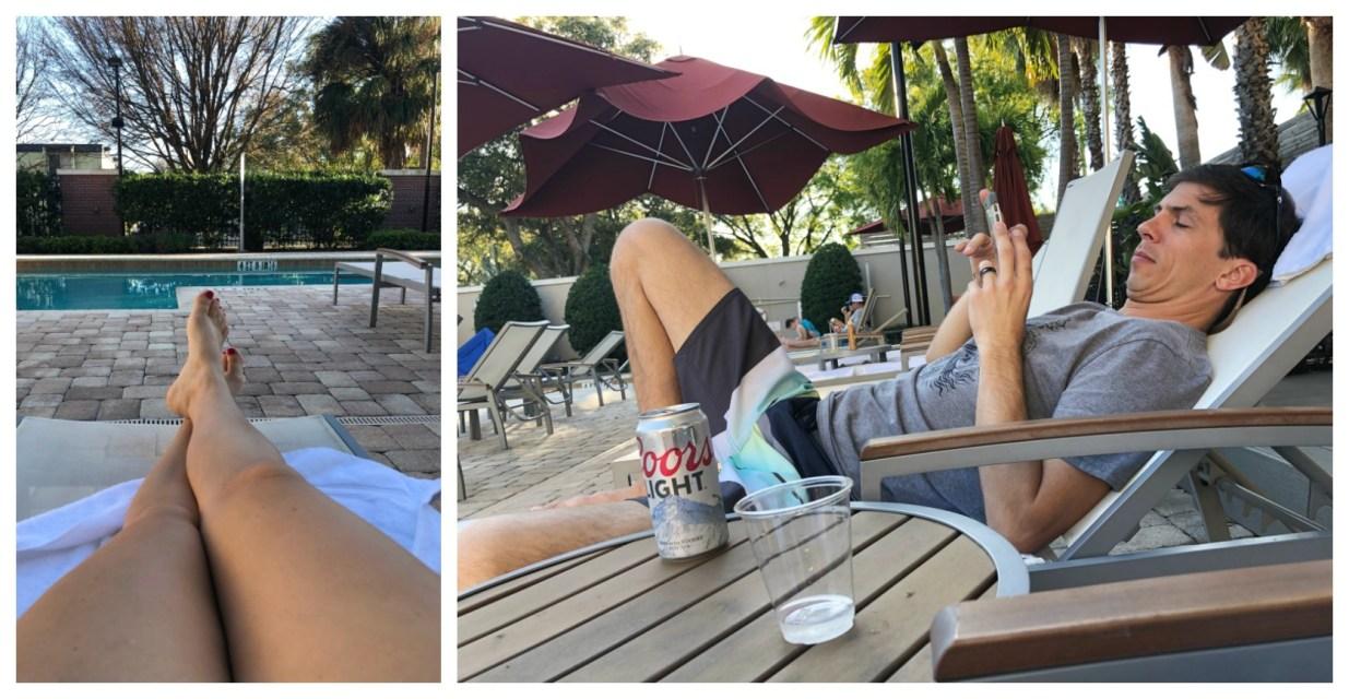 The Epicureran Hotel Pool