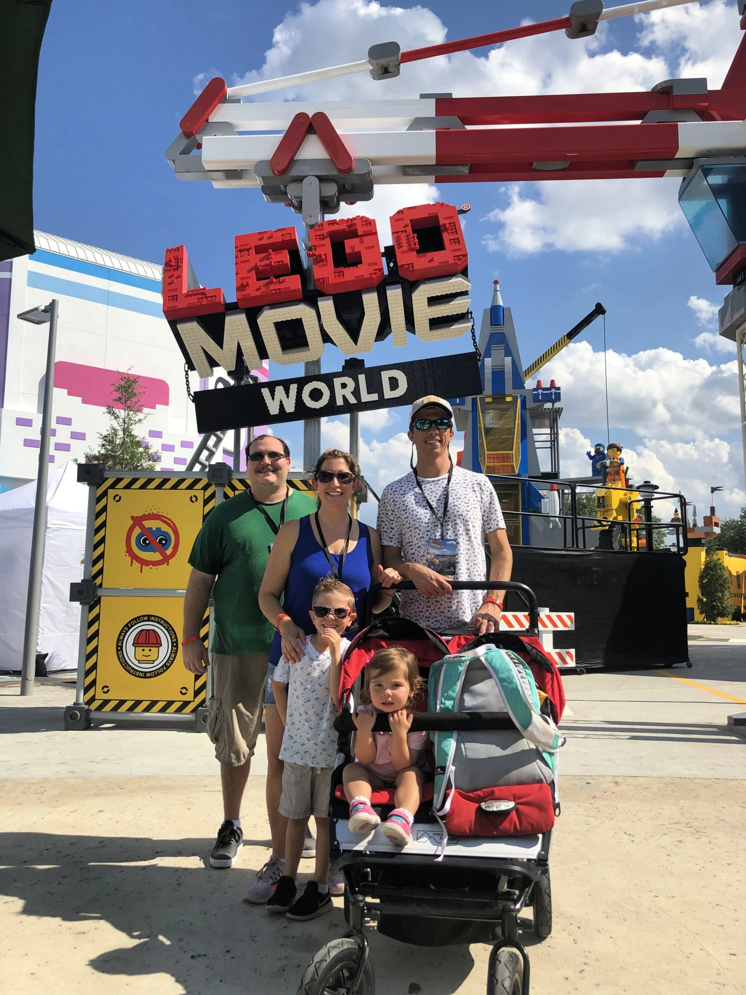 Inside the new The LEGO Movie World