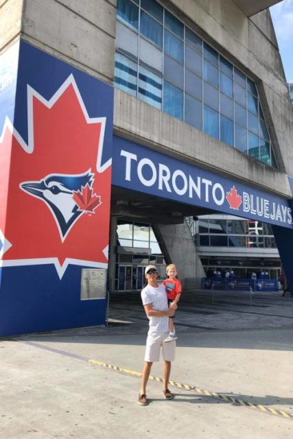 Toronto Blue Jays Stadium