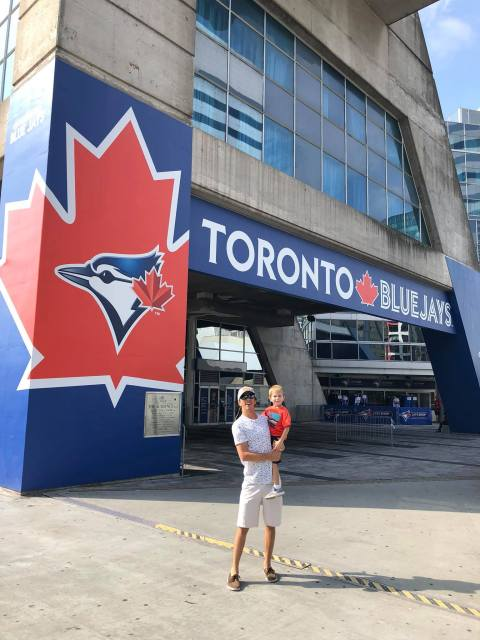 Toronto Blue Jays Stadium
