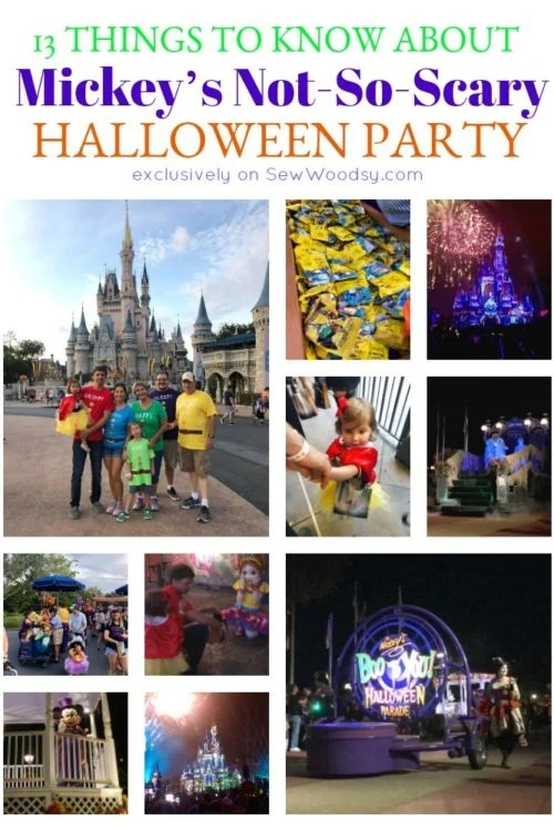 13 Things to Know about Mickey's Not-So-Scary Halloween Party