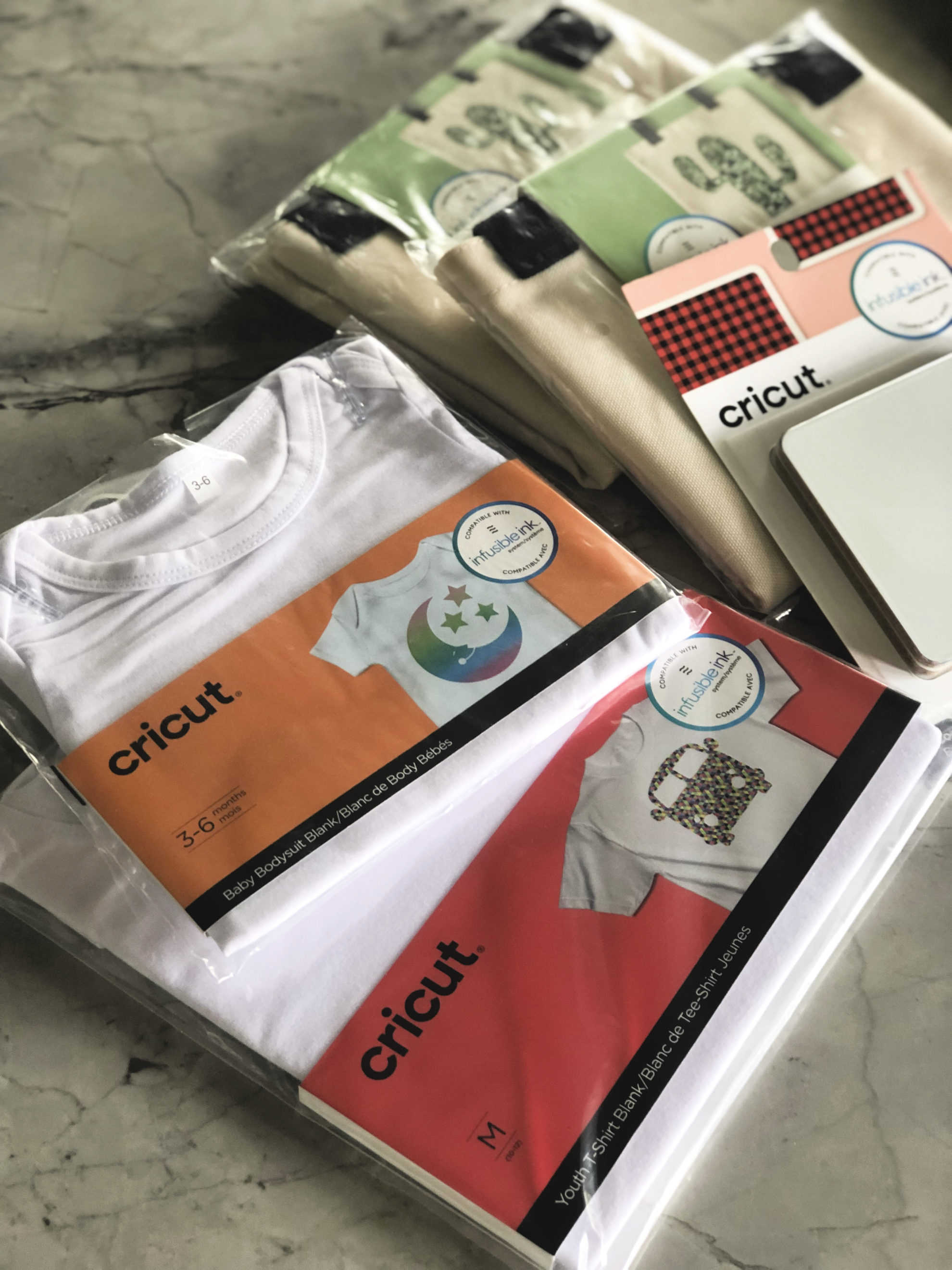 Do you have to use Cricut® blanks with Infusible Ink™?