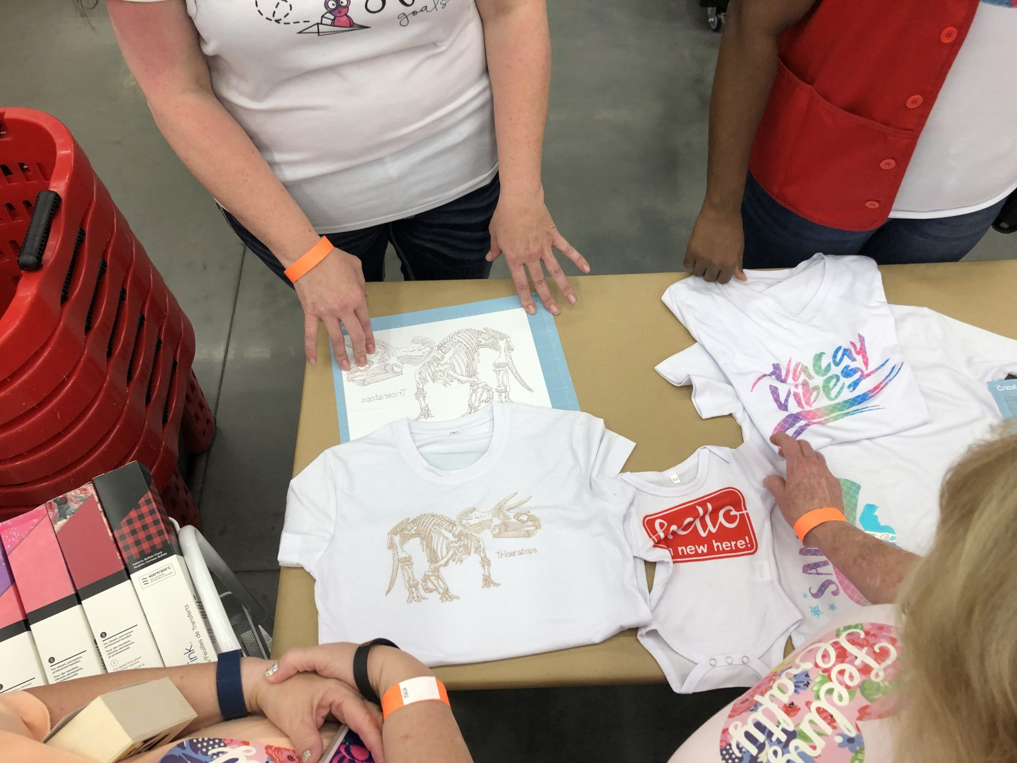 How is Infusible Ink different from heat-transfer vinyl or iron-on?