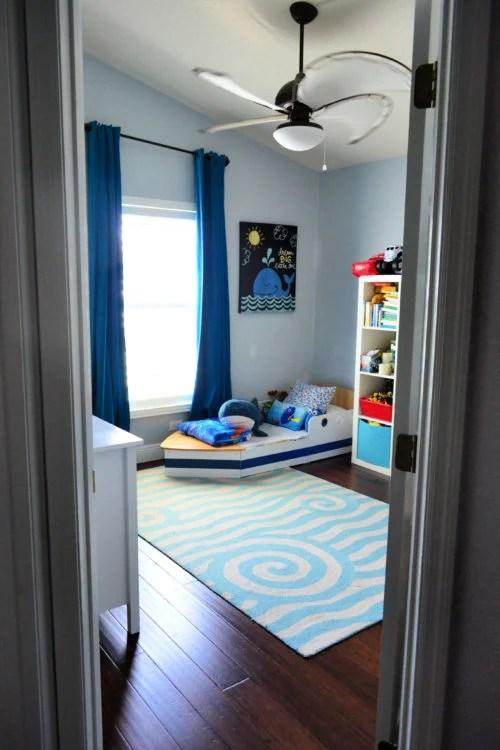 Nautical Toddler Room Ideas