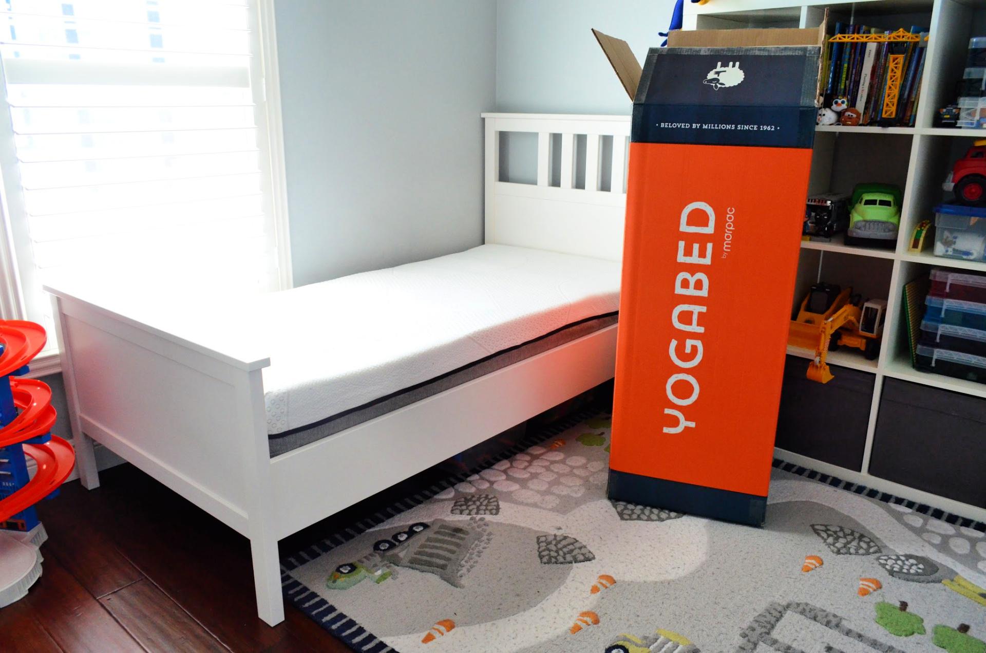 Yogabed Mattress Installed