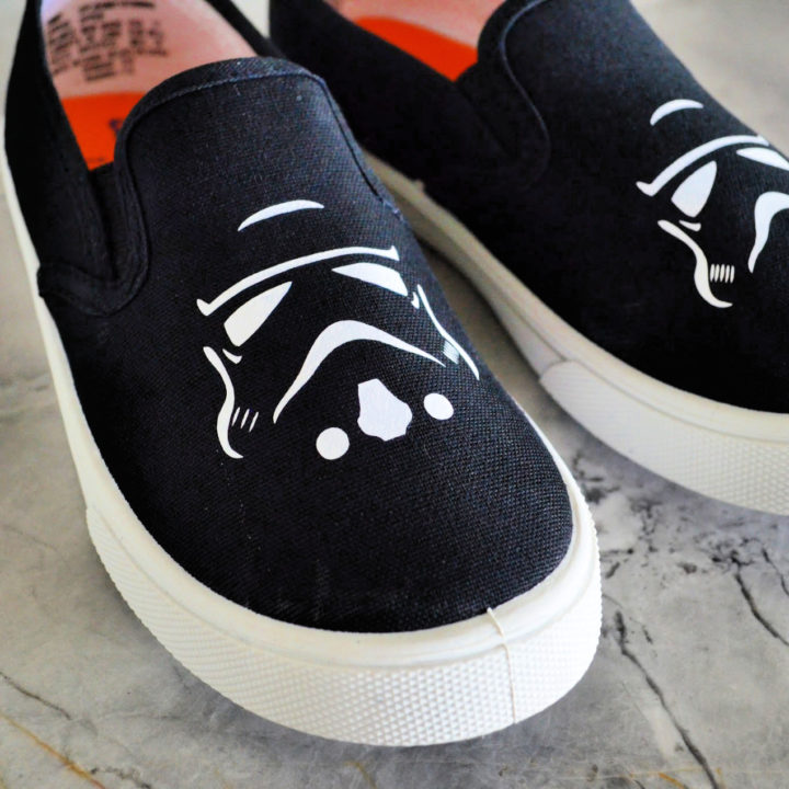 Star Wars Stormtrooper Shoes