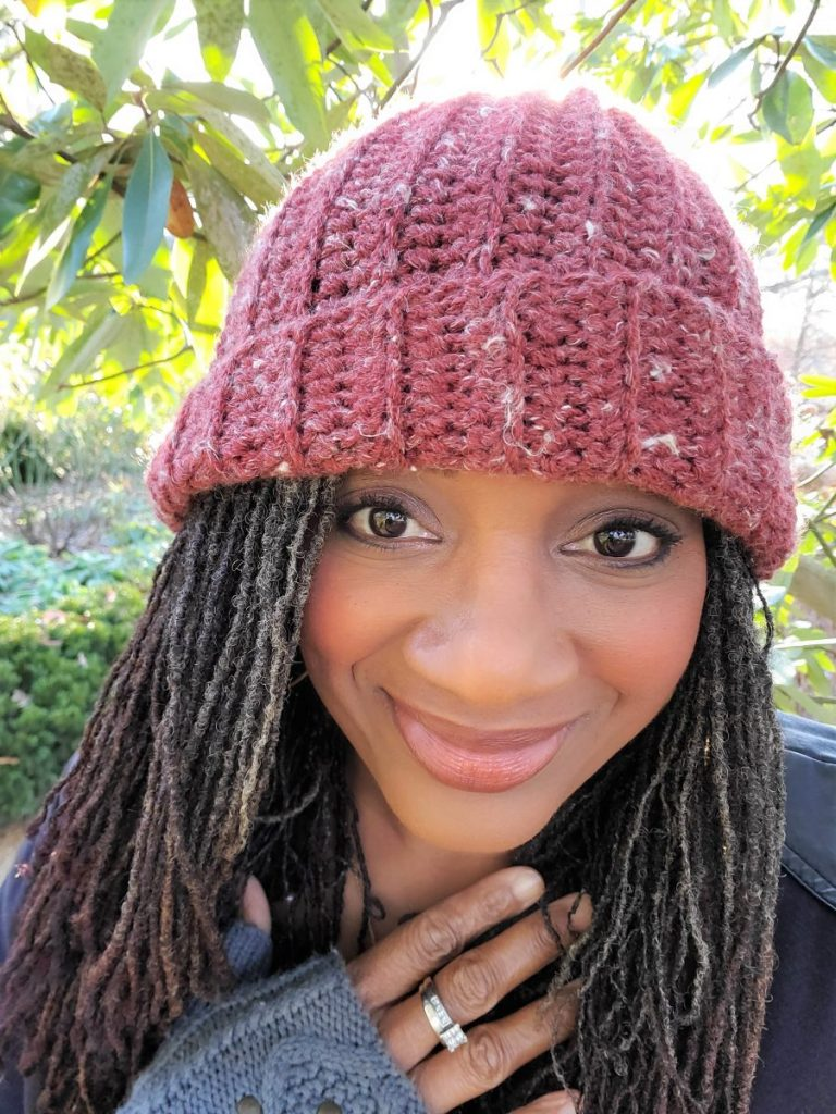 Easy Crochet Hat