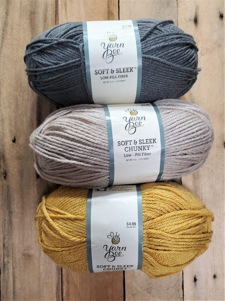 Yarn for Crochet Poncho
