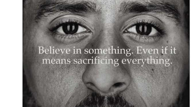 Why Nike Knew it was on to an Easy Winner With Colin Kaepernick