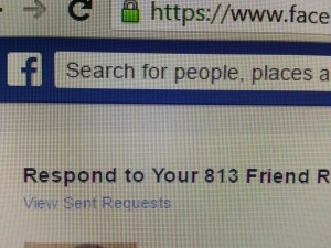 facebook friends requests