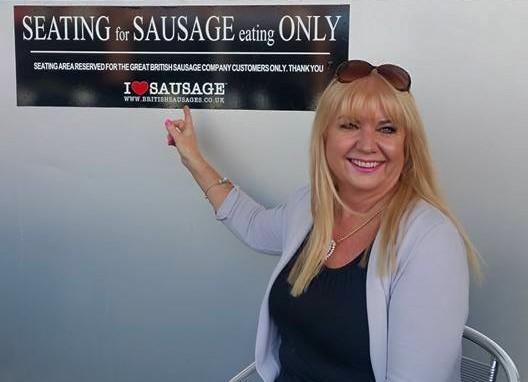 sausage cropped