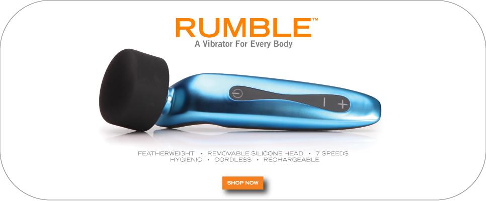 Rumble Promo ad