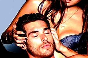Эрогенная зона у мужчин. Голова