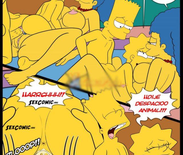 Asi Que Con El Se Encargara De Lavarle El Cerebro A Su Propia Madre Marge Simpson Termina Siendo Una Puta En La Cama La Puta De Su Propio Hijo