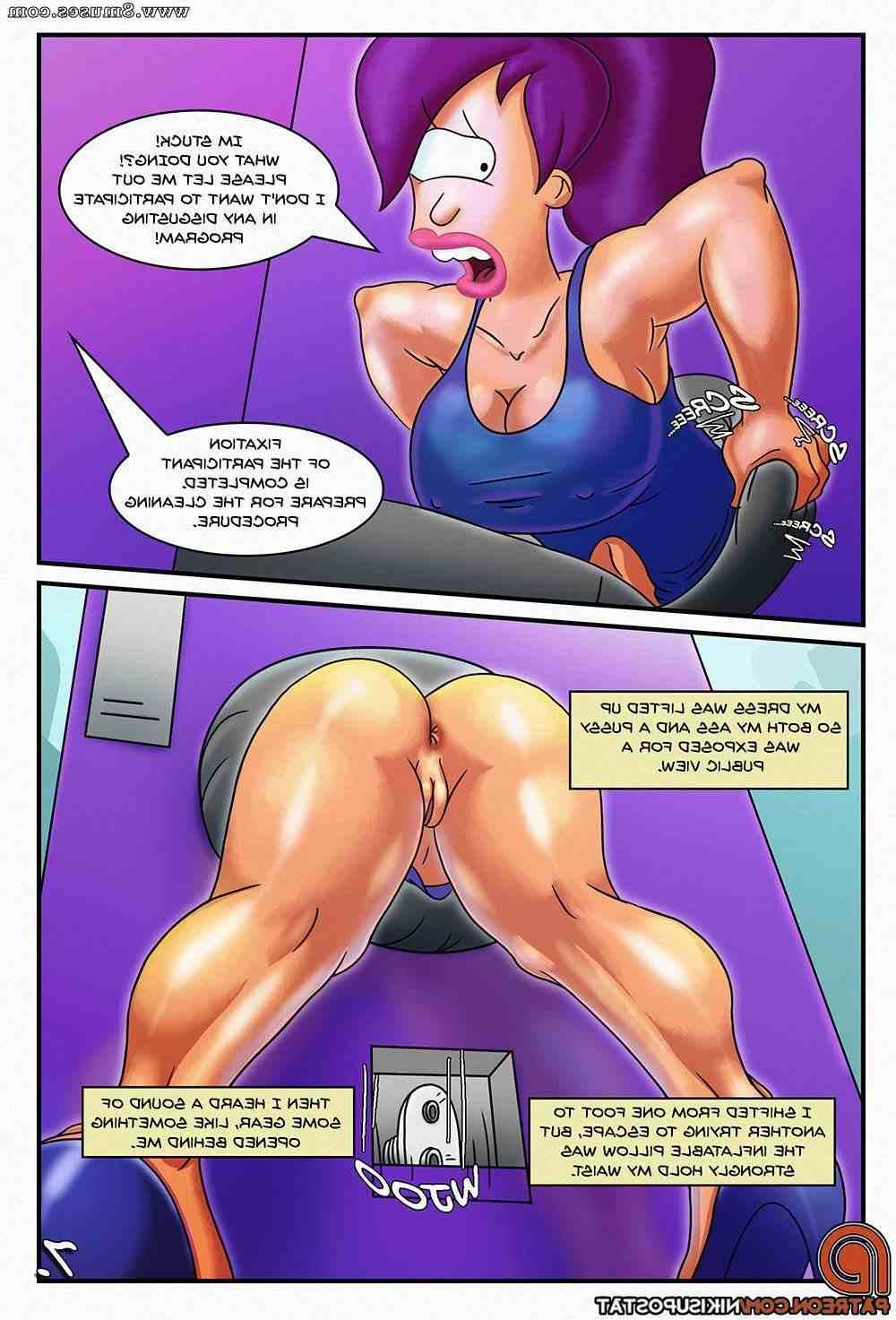 futurama porno comic