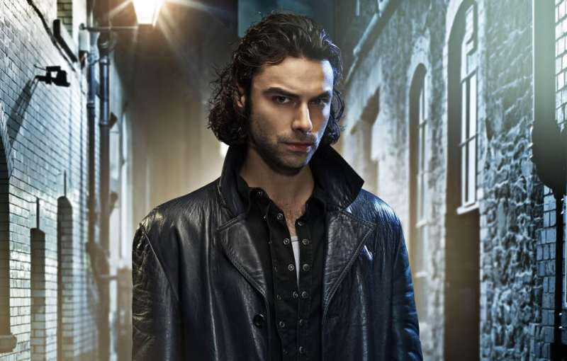 SDRR Aidan Turner Mitchell Being Human