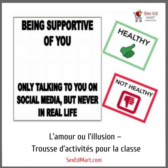 L'amour ou l'illusion – Trousse d'activités pour la classe