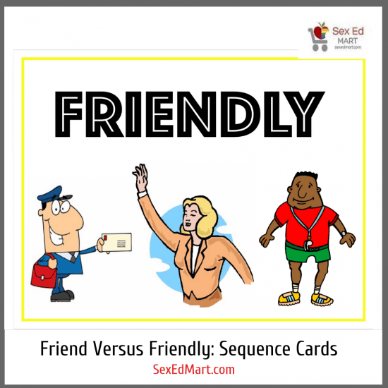 special needs lessons for being friends
