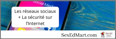 Les réseaux sociaux + La sécurité sur l'Internet