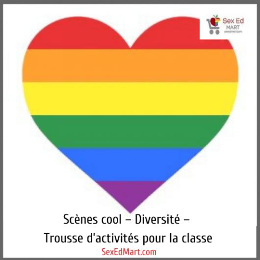 Scènes cool – Diversité – Trousse d'activités pour la classe