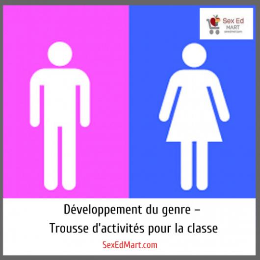 Développement du genre – Trousse d'activités pour la classe