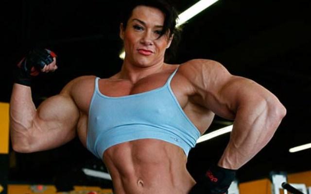 Οι γυναίκες bodybuilders έχουν τις μεγαλύτερες κλειτορίδες