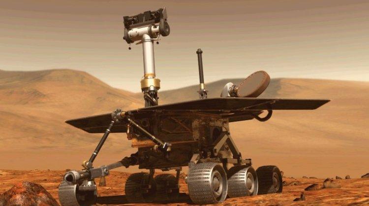 Το ρομποτικό «Opportunity» της NASA είναι…. ρομαντικό – «Είδε» 5.000 ηλιοβασιλέματα στον Άρη