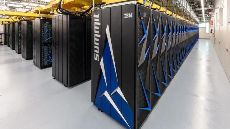 Ο Summit είναι ο Νο1 υπερυπολογιστής στον κόσμο