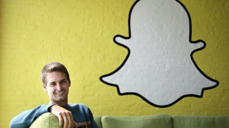 Μειώθηκαν για πρώτη φορά οι χρήστες του Snapchat