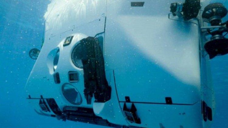 Αυτό είναι το όχημα για… ταξίδι στο κέντρο της Γης