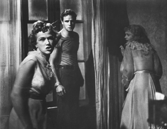 An image from A Streetcar Named Desire