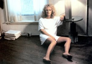 An image from Fatal Attraction of Alex