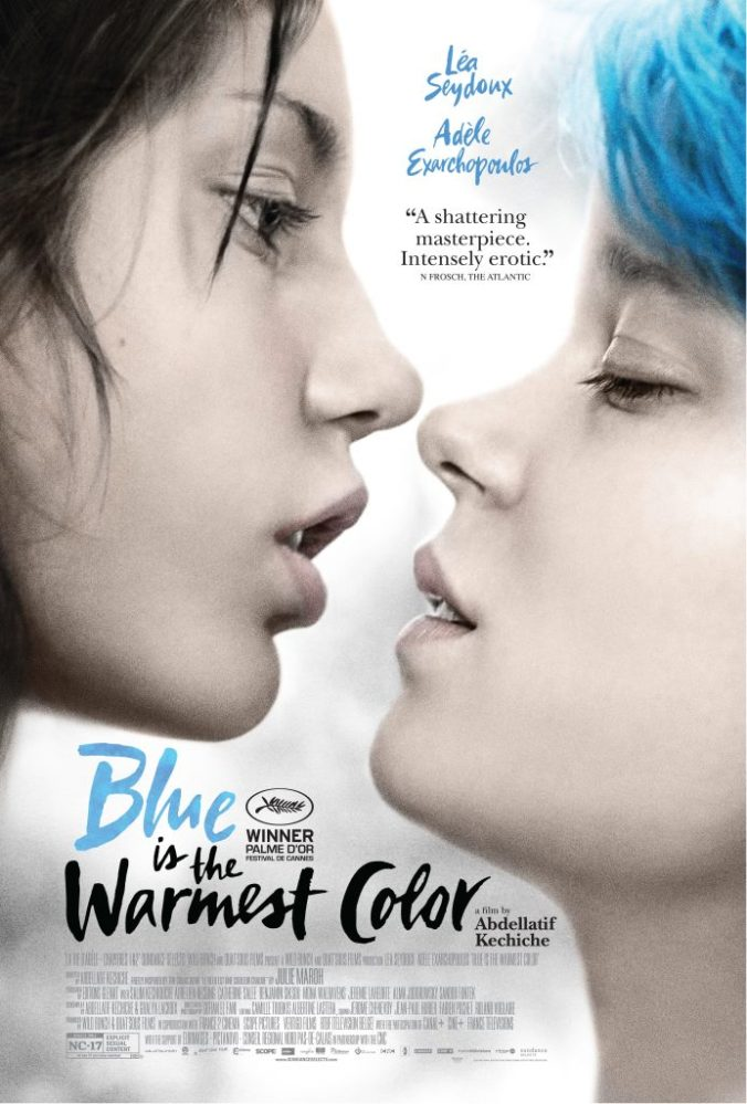Poster for Blue is the Warmest Colour