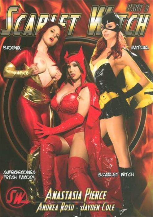Scarlet Witch 3 XXX Porn Parody