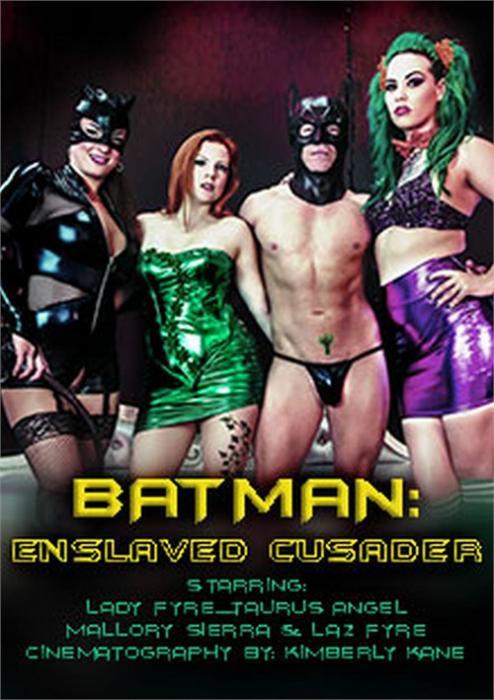 Batman: Enslaved Crusader XXX Parody