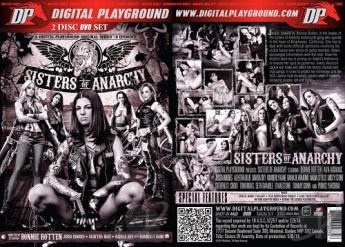 Sisters of Anarchy - Porn DVD