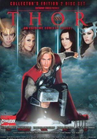 Thor - XXX Parody