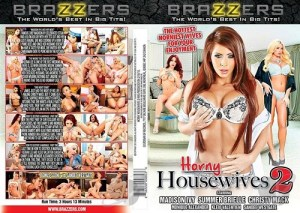 Horny Housewives 2 - Porn DVD