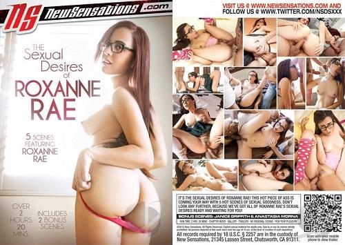 The Sexual Desires of Roxanne Rae - XXX DVD