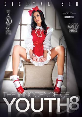 The Innocence of Youth 8, Porn DVD, Digital Sin, Eddie Powell, Marley Brinx, Samantha Hayes, Amarna Miller, Sydney Cole, Chad White, Xander Corvus, James Deen, Ramon Nomar, 18+ Teens, All Sex