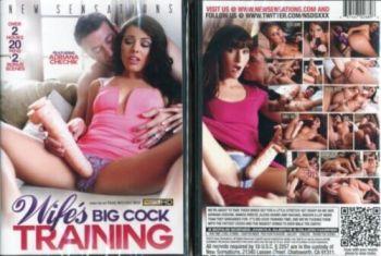 Wifes Big Cock Training XXX DVD New Sensations
