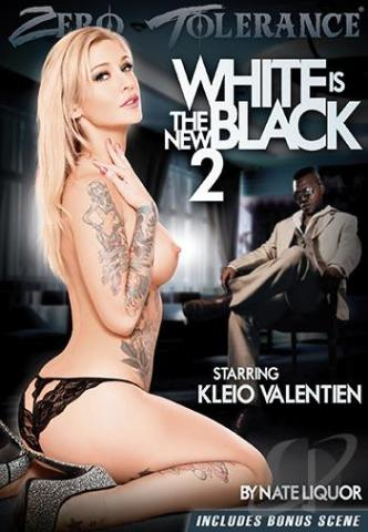 White Is The New Black 2 DVD Zero Tolerance
