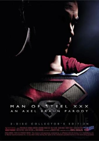 Man Of Steel XXX: An Axel Braun Parody Porno Movie