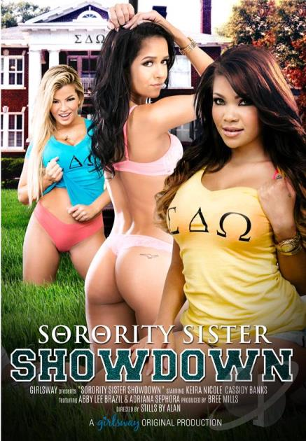 Sorority Sister Showdown DVD