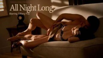 Babes Tiffany Fox All Night Long Sex Video