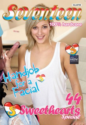 Sweethearts Special 44 Handjob For A Facial