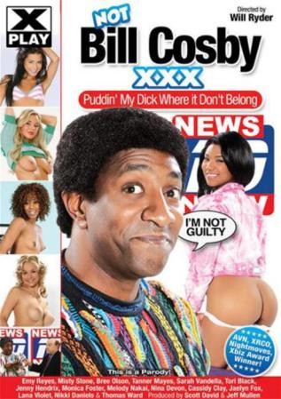 NOT Bill Cosby XXX - Puddin' My Dick Where it Don't Belong!