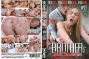 My Brother Gave Me An Anal Creampie #Adult-Dvd #SexoFilm