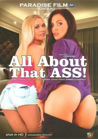 All About That Ass Adult Dvd