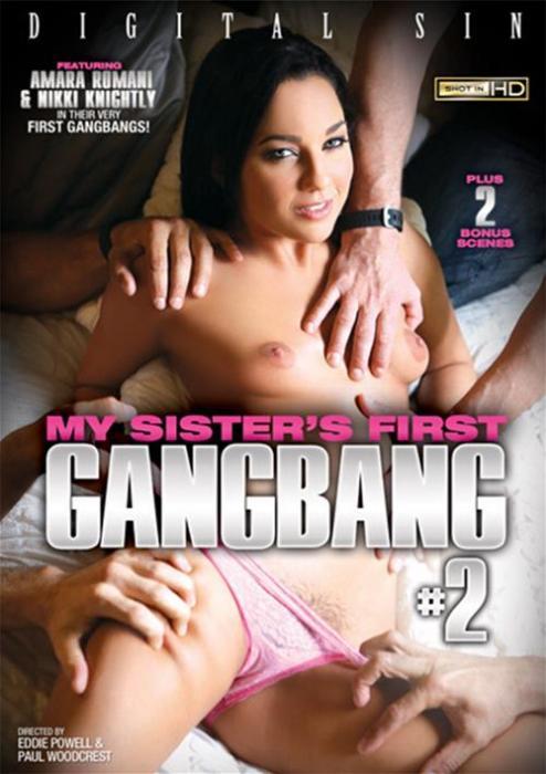 My Sister's First Gangbang 2